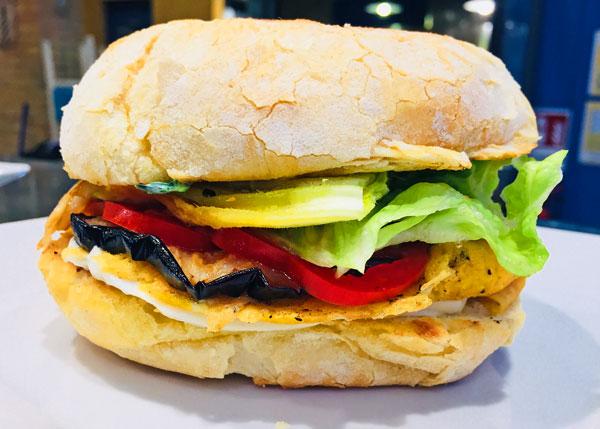 Birdi Pisca Fish Burger